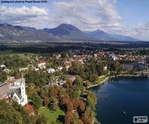 Puzle Bled, Slovinsko