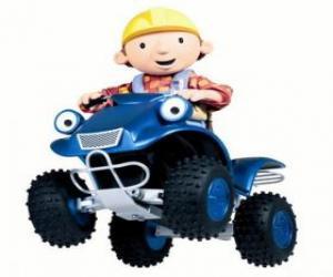 Puzle Bob a Scrambler, quad a ATV