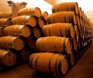 Puzle Boty na víno