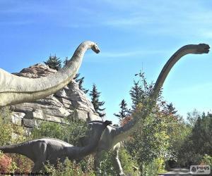 Puzle Brachiosaurus
