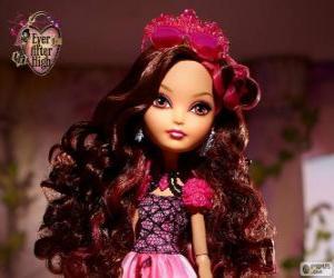 Puzle Briar Beauty, dcera Šípková Růženka