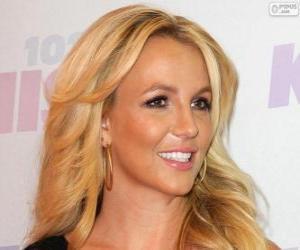 Puzle Britney Spears