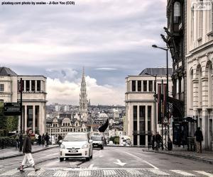 Puzle Brusel, Belgie