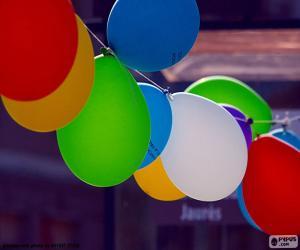 Puzle Bubliny pro oslavu