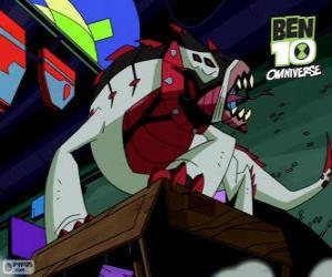 Puzle Buglizard je Nemetrix cizinci, Ben 10 Omniverse