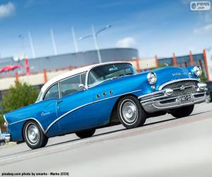 Puzle Buick Special 1955