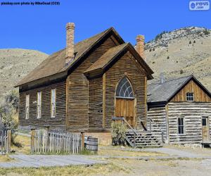 Puzle Církev metodistická, Spojené státy