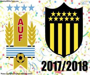 Puzle CA Peñarolu, mistr Clausura 2018
