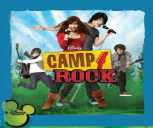 Puzle Camp Rock