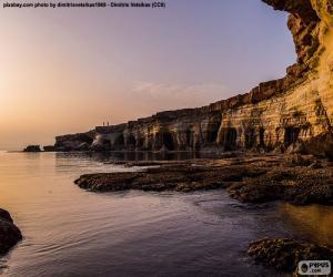 Puzle Cape Greco, Kypr