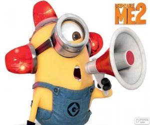 Puzle Carl minion