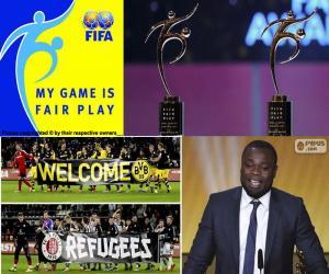 Puzle Cena Fair Play FIFA 2015