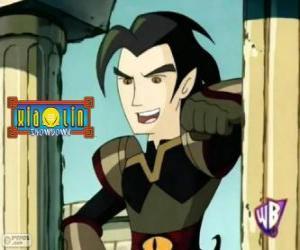 Puzle Chase Young, mocné nepřítele pro Xiaolin válečníci