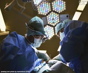 Puzle Chirurg