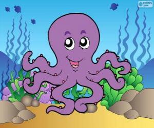 Puzle Chobotnice