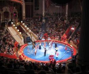 Puzle Cirkus