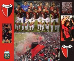 Puzle Club Atlético Colón