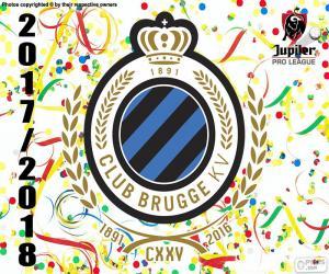 Puzle Club Brugge KV, Pro ligu 2017-2018