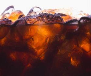 Puzle Coca Cola s led