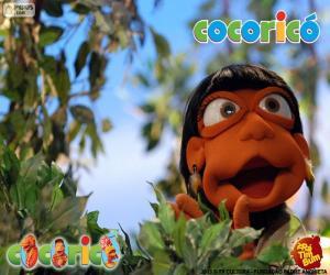Puzle Cocoricó Oriba