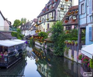 Puzle Colmar, Francie
