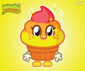 Puzle Coolio, Moshi Monsters