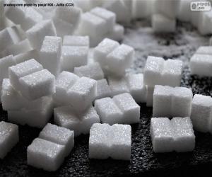 Puzle cukr