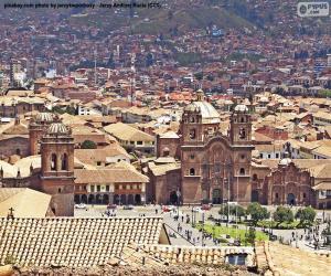 Puzle Cuzco, Peru
