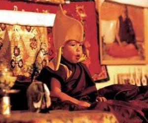 Puzle Dítě Buddha