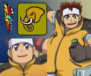 Puzle Daigo Takayama z Scan2Go má sílu slona