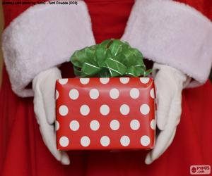 Puzle Dar Santa Clause
