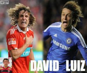 Puzle David Luiz