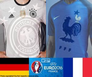 Puzle DE-FR, semi-finále Euro 2016