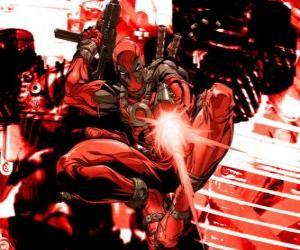 Puzle Deadpool je žoldák, nebo padouch, nebo anti-hrdina
