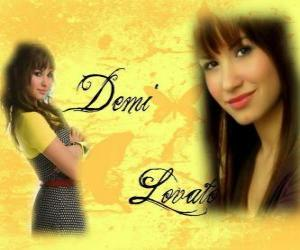 Puzle Demi Lovato, Camp Rock
