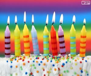 Puzle Deváté narozeniny
