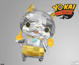 Puzle Diamanyan, Yo-Kai Watch