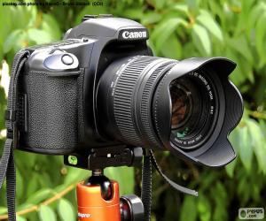 Puzle Digitální fotoaparát