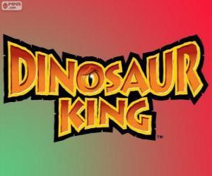 Puzle Dinosaurus King logo