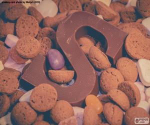 Puzle Dopis S čokoládou