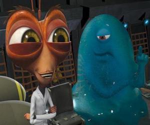 Puzle Dr. Šváb a Bob