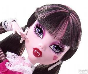 Puzle Draculaura z Monster High