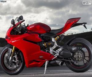 Puzle Ducati 1299 Panigale 2015
