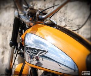 Puzle Ducati Scrambler 1966