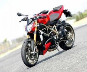 Puzle Ducati Streetfighter S