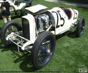Puzle Duesenberg Indianapolis Racer (1915)