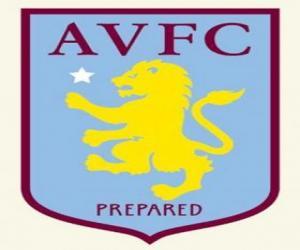 Puzle Emblémem Aston Villa FC
