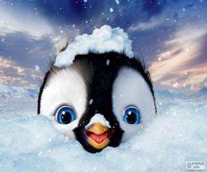 Puzle Erick je hlavní postava, Happy Feet Two