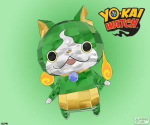 Puzle Esmenyan, Yo-Kai Watch