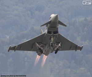 Puzle Eurofighter Typhoon